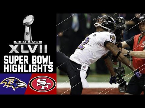 Super Bowl XLVII Recap: Ravens Vs. 49ers | NFL