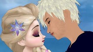 Elsa Loves Jack! Queen in Danger! - Elsa & Anna of Arendelle Episode 40 - Inside Out Frozen Parody