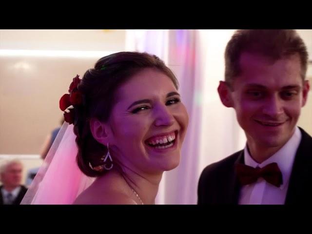 Teledysk Ślubny -  Kasia i Krzysiek