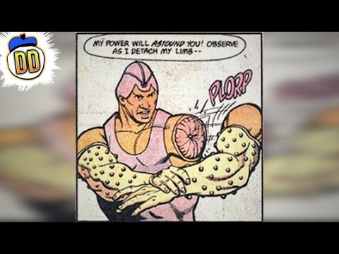 15 Worst Comic Book Superheroes Ever