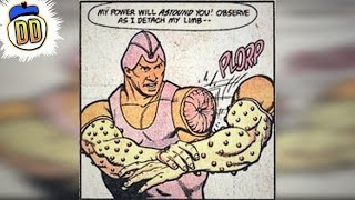 15 Worst Comic Book Superheroes Ever