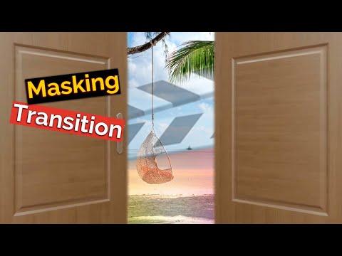 Masking Transition In Final Cut Pro X    Final Cut Pro X Tutorials   