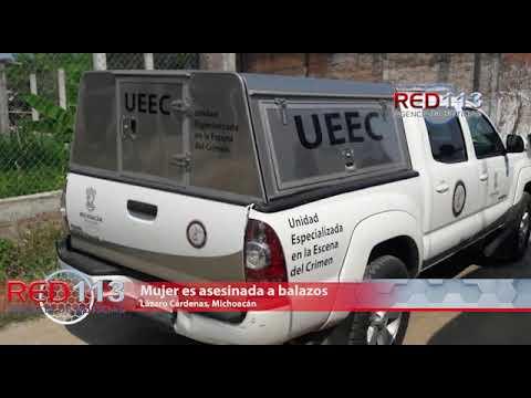 VIDEO Mujer es muerta a balazos en su propio hogar en Las Guacamayas