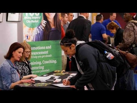 US job growth rebounds sharply, unemployment rate hits 4.4 percent