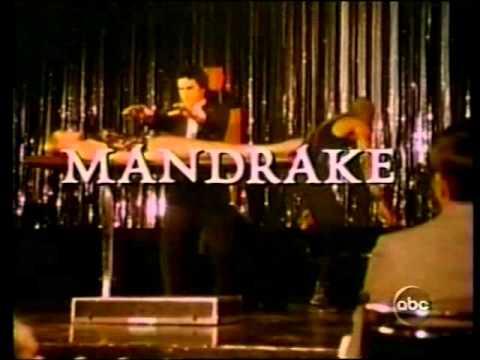 Mandrake (Unsold TV Pilot) – Lee Falk