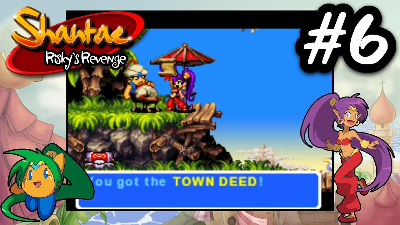 Download Summer of Shantae ~ Risky's Revenge - Episode 6: Finding a New Mayor