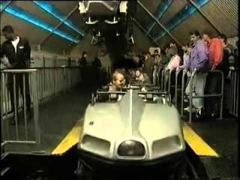 Phantasialand - Space Center Werbevideo - YouTube
