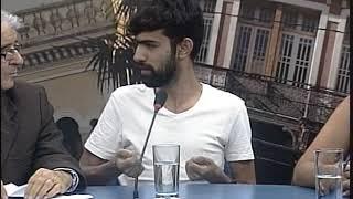 MESA DE DEBATES 24-01 PEÇA ESSA ESTRANHA SENSAÇÃO DE FAMÍLIA