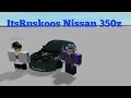 ItsRuskoos Nissan 350z