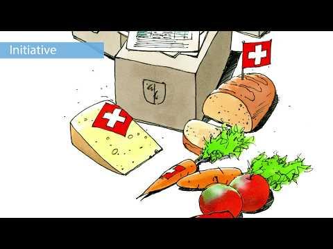 Ernährungssicherheit: Volksabstimmung vom 24. September 2017