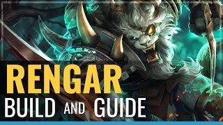 Rengar Build and Guide - League of Legends