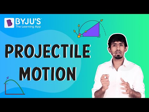 Class 11-12 - Projectile Motion