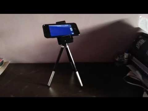 mobile-cell-phone-camera-tripod-stand-holder-review