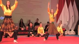 Festival Seni Pencak Silat Indonesia 2014 - PD Senam