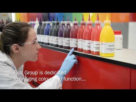 Flint Group - Bringing the products and colours you use every day to life!