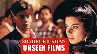 4 Shahrukh Khan films that you never saw