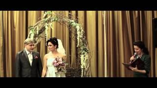 Оформление деревянной свадьбы (5 лет) Фиби и Артура