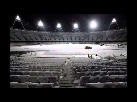 PYRAMID Floodlights for Olympics - London Stadium 2012 Slideshow