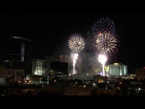 Riviera Hotel & Casino Implosion 6/14/2016