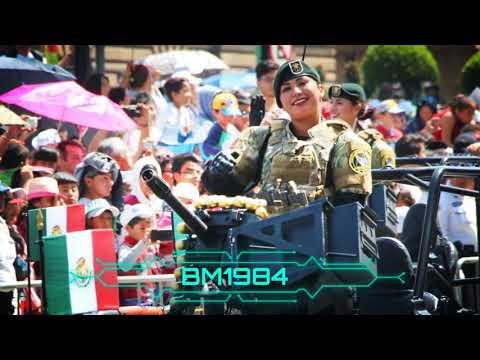 Desfile Militar/16 de septiembre 2017/ [HD] Ejército Mexicano