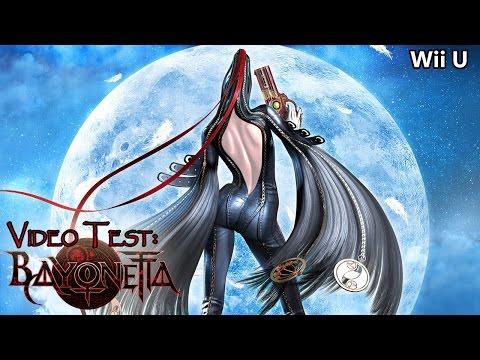 Video-Test: Bayonetta