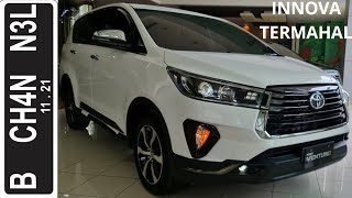 In Depth Tour Toyota Innova Venturer Diesel A/T [AN140] Facelift - Indonesia