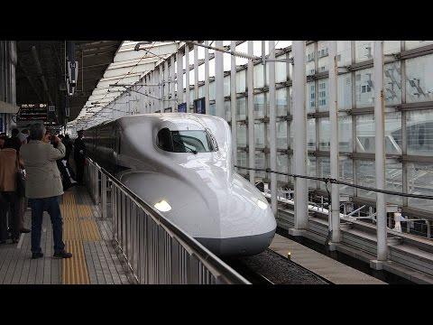 Los trenes bala mas rapidos del mundo