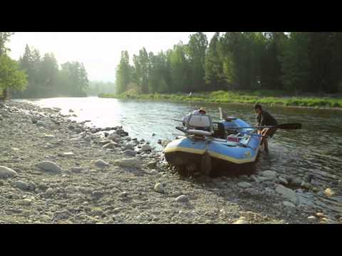 Fly Fishing In Winthrop Washington On The Methow River