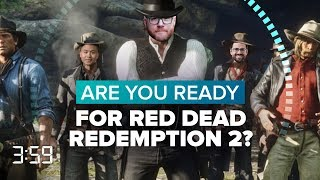 Are you ready for Red Dead Redemption 2?  (The 3:59, Ep. 480)