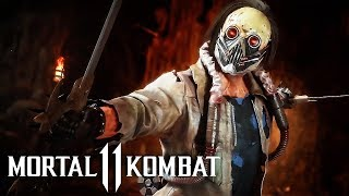 Mortal Kombat 11 - Official Masquerade Skin Pack Reveal Trailer