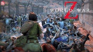 WORLD WAR Z - JERUSALÉM COMPLETO! || CO-OP ft. Hagazo