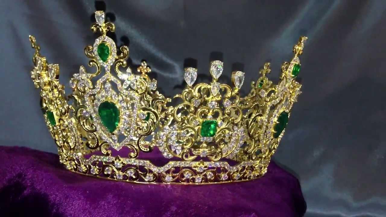 miss grand international crown design by god chawalit