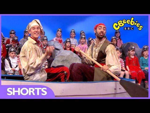 CBeebies Songs | Swashbuckle | Row Row Row Your Boat