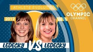 Athlete Evolution: Katie Ledecky