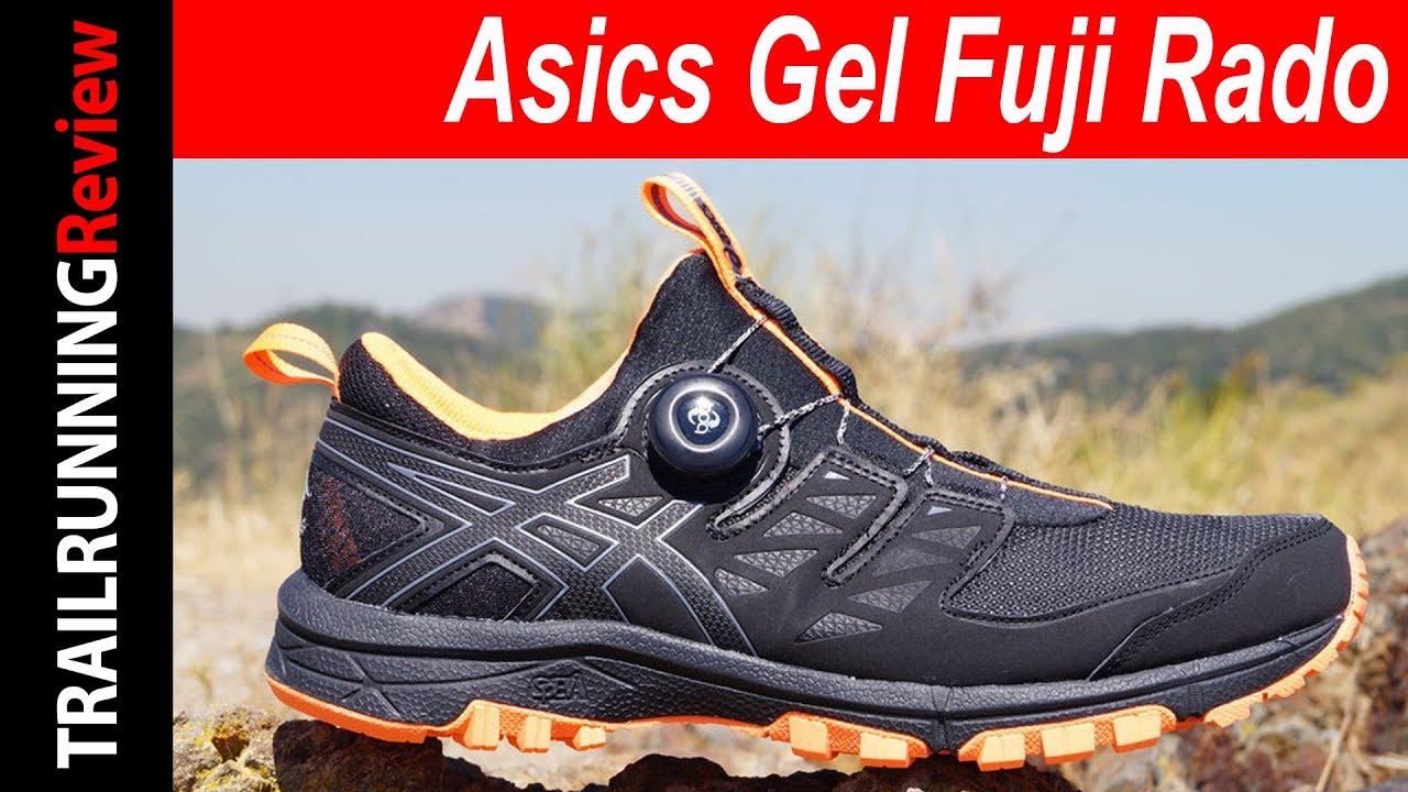 Fuji Rado Fuji Gel Gel Asics Review Rado Asics KJFcTl1