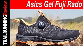 Asics Gel Fuji Rado Review