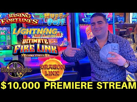 What Can I Hit With $10,000 After RE-OPENING CASINOS Up To $50 A Spin High Limit Slot Play