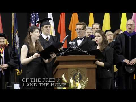 Chase College of Law Commencement - Spring 2016