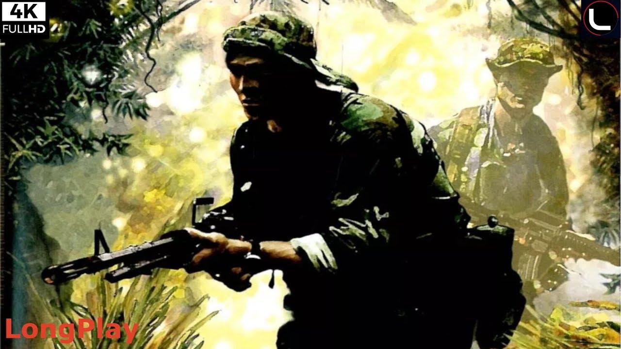 PC – Vietcong – LongPlay [4K:60FPS]🔴