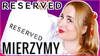 MIERZYMY: RESERVED