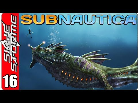 SUBNAUTICA Gameplay - Part 16 ► The Alien Thermal Power Plant ◀