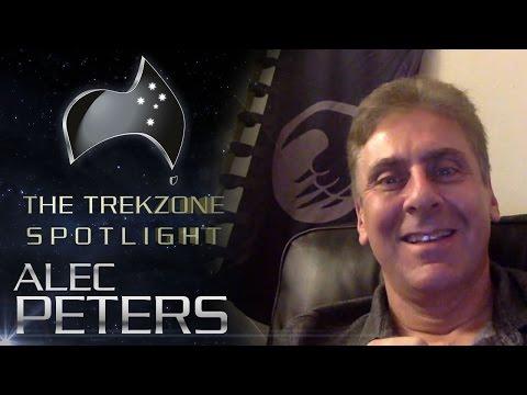 The Trekzone Spotlight with Alec Peters
