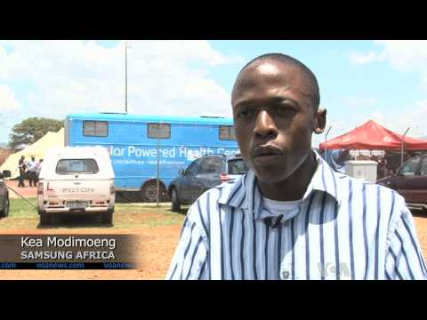 Mobile Clinics Bring Health Care to South Africa Countryside