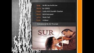Instrumental - Aa Bhi Jaa - Sur  2002