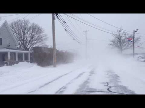 Greatest hits of a rough Cape Cod winter