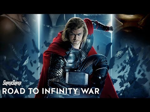 Road to Infinity War: Episode 4 | Thor