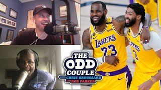 Chris Broussard & Rob Parker - Who Will Be the NBA Finals MVP?