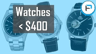 the best automatic watch under 400 hamilton jazzmaster subscriber q a