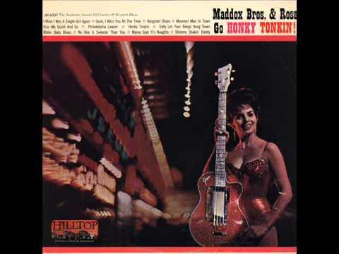 Maddox Brothers & Rose - Honky Tonkin