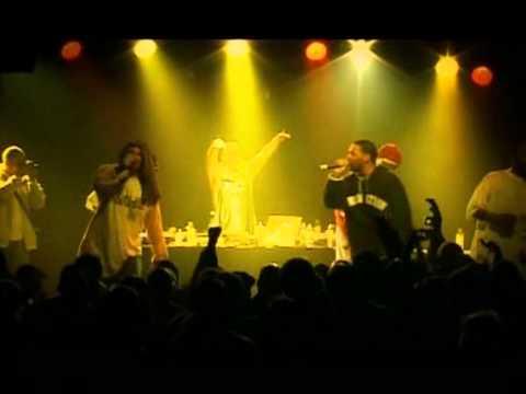 Ghostface Killah, Erick Sermon, Slum Village, DJ Premier Live
